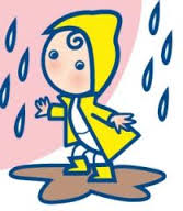 Gouttelettes de pluie